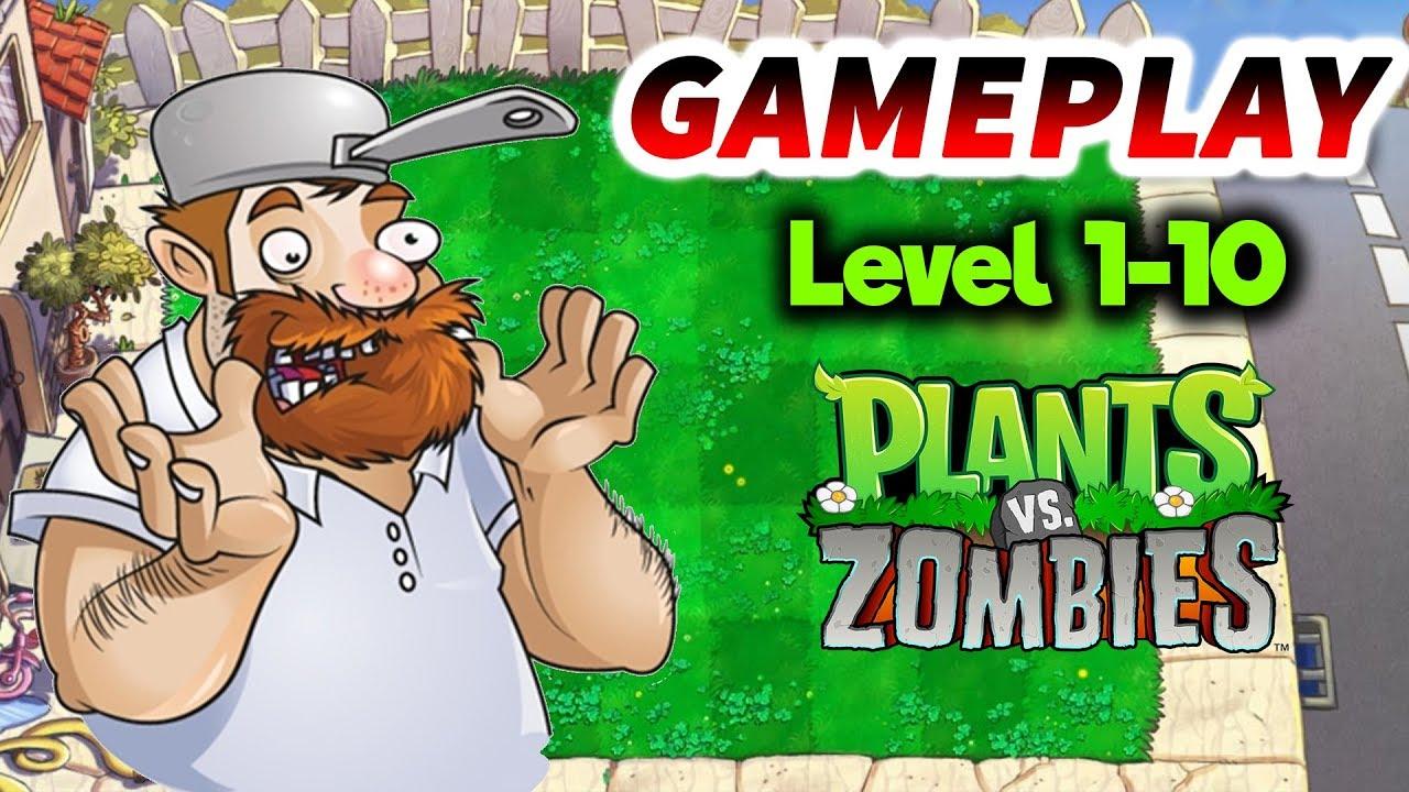 [#1] Plants Vs Zombies – Trở Lại Chinh Phục Game Kinh Điển Một Thời !!!