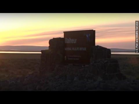 Militia Members Take Over Wildlife Refuge Building In Oregon - Newsy