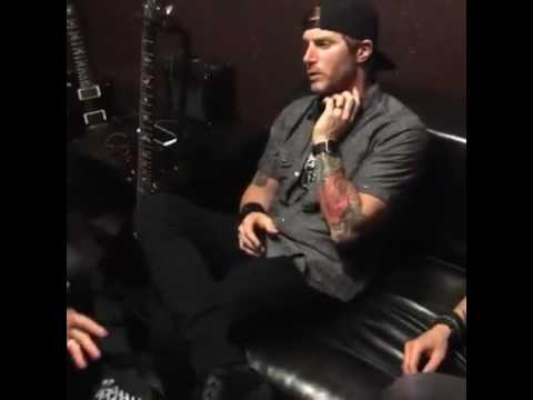Alter Bridge Interview (Listening Party) (101.1 WJRR - The Rock Station)