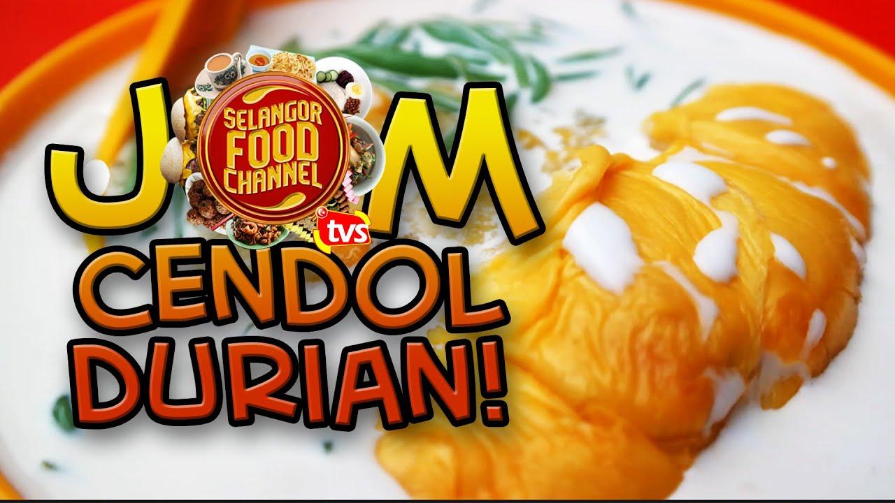 JOM Cendol Durian di Seksyen 24Shah Alam  YouTube