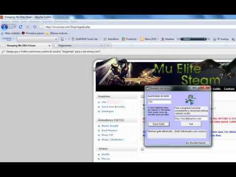 Gold Hacker - http://MochilaHacker.Com