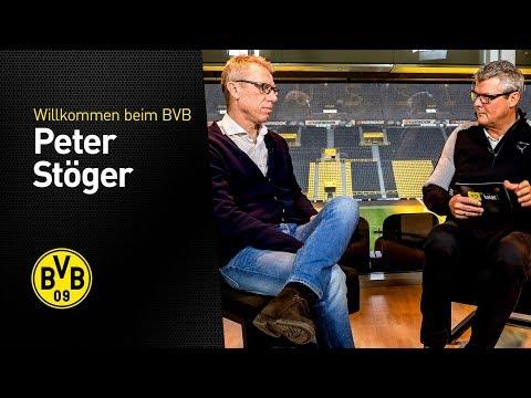 Interview: Herzlich willkommen beim BVB, Peter Stöger!