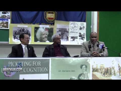 Chris Furbert On Passing Of Dr Barbara Ball  Mar 14 2011