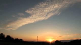 skywatchbretten - 22. August 2012 - Bizarre Wolkenformn / HAARP