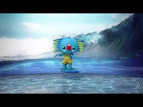 GC2018 Commonwealth Games Mascot Borobi