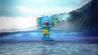 GC2018 Commonwealth Games Mascot Borobi