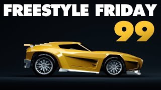 BEST EPISODE! - Freestyle Friday 99 (Rocket League)