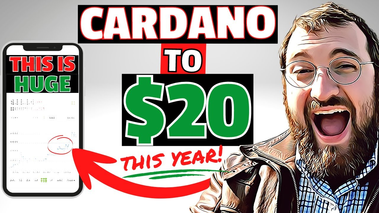 Updated Cardano Price Prediction! Can ADA Get to $20+ in 2021?