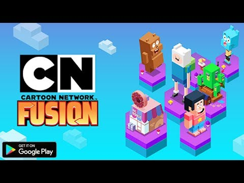 Cartoon Network Fusion (Early Access) Gameplay First Look (Android IOS)