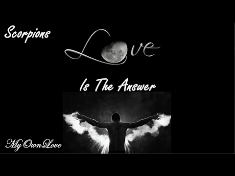 Scorpions - Love Is The Answer. mp3