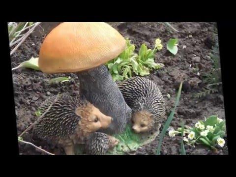видео: Посмотрите 35 идей украшения сада своими руками