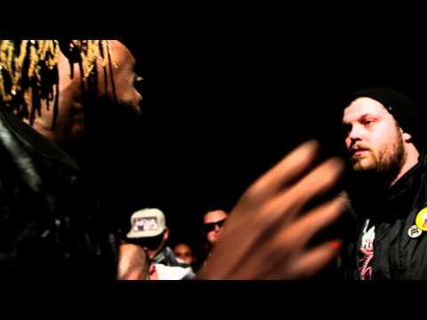 KOTD - Rap Battle - GZ - Ncredable vs Reverse Live