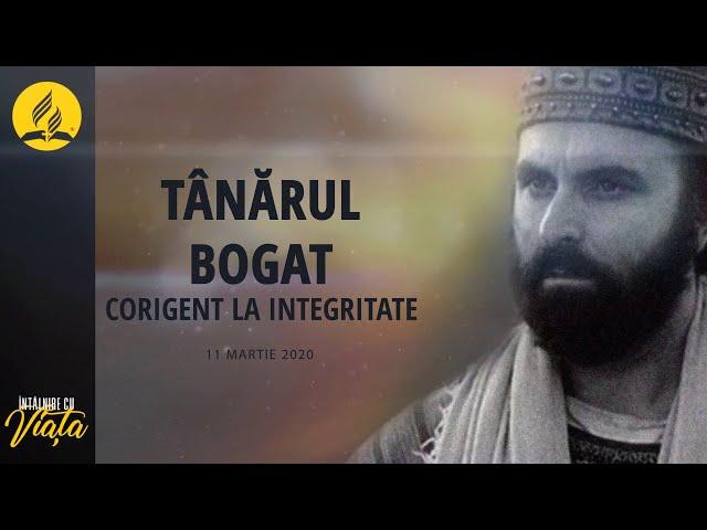 Intalnire cu Viata: Tanarul bogat - Corigent la integritate