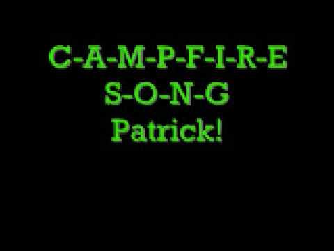 Spongebob Squarepants - Campfire Song Song (Lyrics)