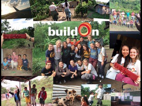 buildOn - Nicaragua Trek