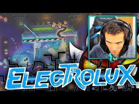 ELECTROLUX 67-100% (Mi nuevo Extreme Demon) / Geometry Dash