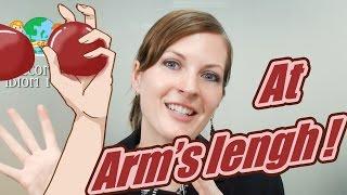 Apprendre l'Anglais en Ligne: Les idiomes 21/100 Keep at arm's length
