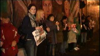 Irish Republican Womens Mural Dedication.mp4