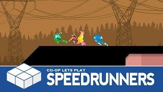 SpeedRunners | 4 Player Versus Gameplay
