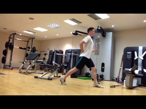 Golf Strength Training: Lower Body Unilateral Exercises
