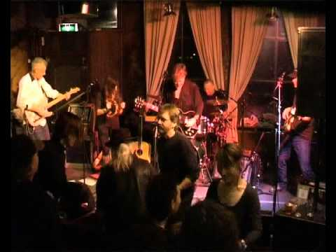 "Ad Van Der Veen & The O'Neils ""Good Morning"" Live At Café Max 2010"