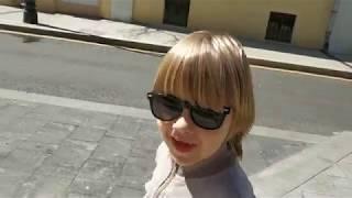 Смотреть видео Как мы ездили на примерку одежды для рекламы,прогулка по Москве онлайн