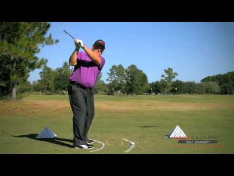 Gary Gilchrist explains proper golf swing plane