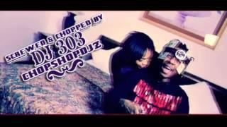P.Rico Hang With me (Slowed-N-Chopped By DJ 3o3)