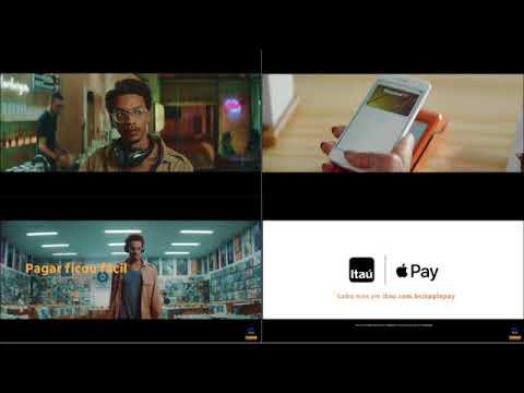 Música Comercial Itaú | Apple Pay – Pague com UAU !