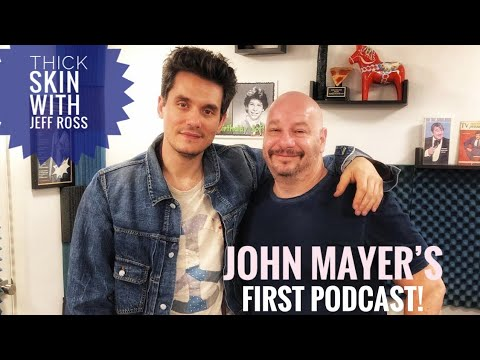 John Mayer's First Podcast