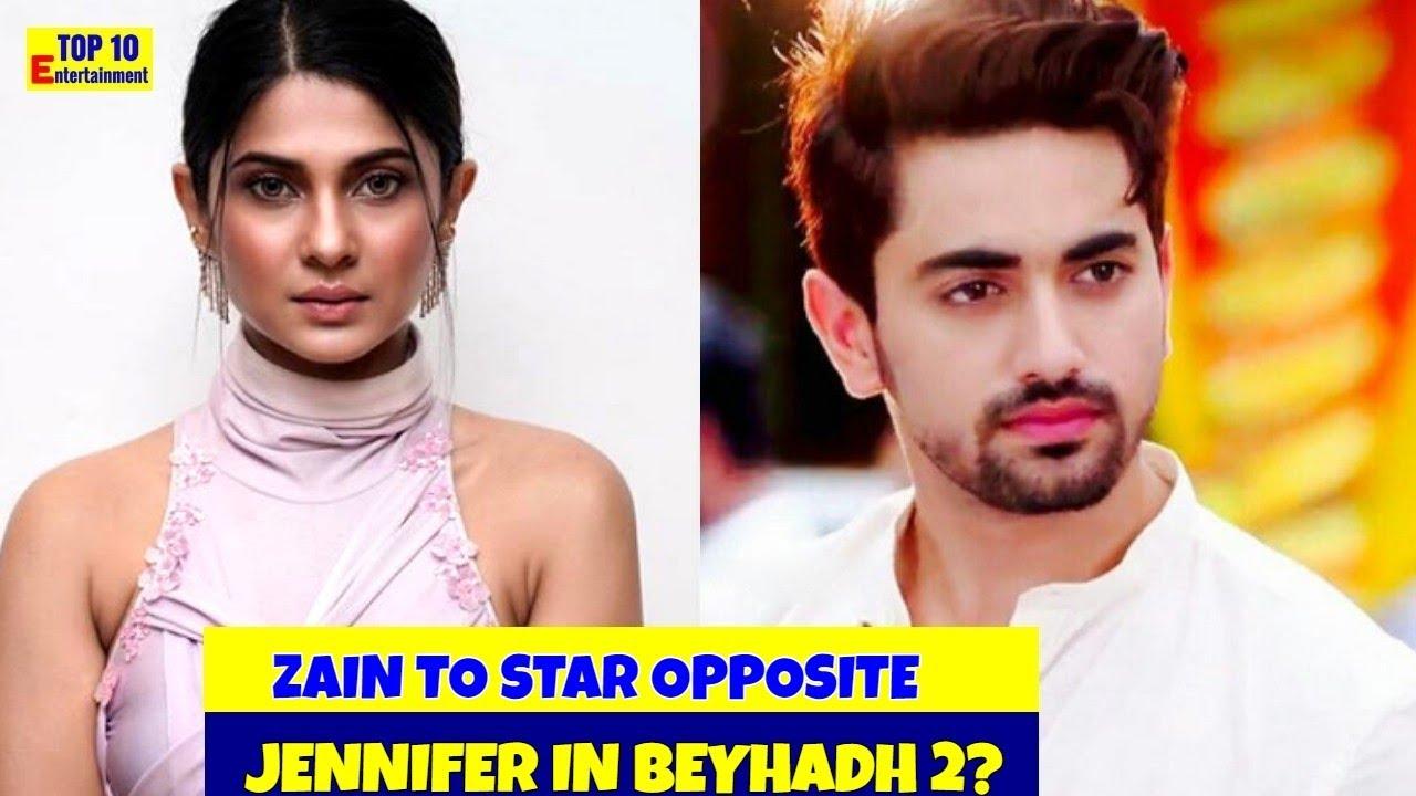 Beyhadh 2: Zain Imam To STAR Opposite Jennifer Winget?