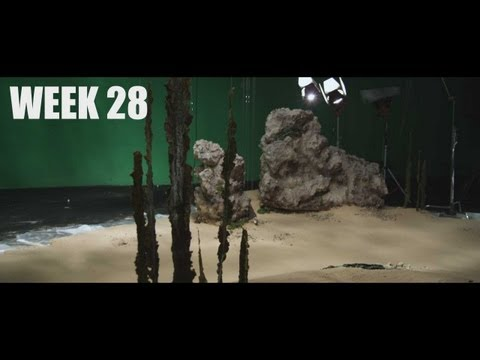 UWR Week 28 - Building The Ocean Floor