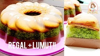 Pudding Regal Lumut SUPER SYANTIEK - Resep Mommies