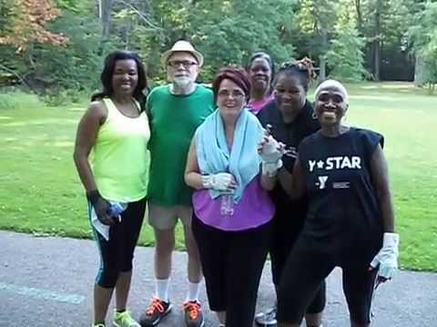 Z.A.C.Fitness Studio age 50 + ExerciseWorkshop in the Park
