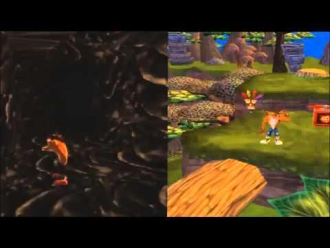 Aninimal Book: Crash Bandicoot - Crystal Wrath vs Twinsanity ! - YouTube ...