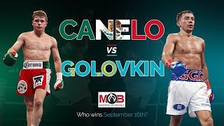 Saul CANELO Alvarez vs Gennady GGG Golovkin: Breakdown & Prediction