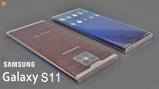 Samsung Galaxy S11 First Look, 8GB RAM, 5,000mAh Battery, Features, Specifications, Concept, Trailer