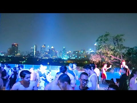 SOFITEL POOL PARTY BANGKOK