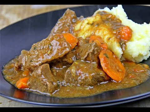 Stewed Beef - Tasty Tuesday's | CaribbeanPot.com