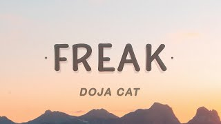 Doja Cat - Freak (Lyrics)