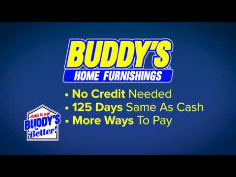 Buddy's Home Furnishings Virginia 30 Second Television Commercial