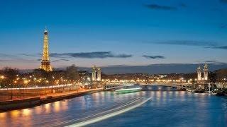 #729. Париж (Франция) (отличные фото)(Самые красивые и большие города мира. Лучшие достопримечательности крупнейших мегаполисов. Великолепные..., 2014-07-03T02:45:38.000Z)