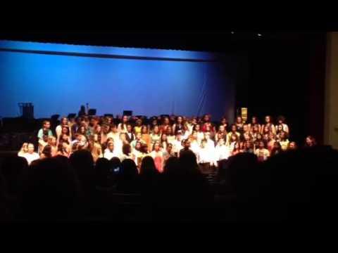 Whitesburg P8 Lions Pride Chorus- FIGHT