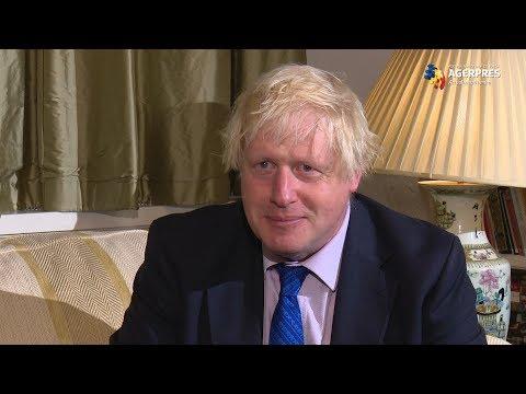 Boris Johnson: După Brexit, putem face mai mult la nivel bilateral