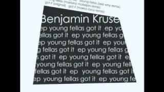 Benjamin Kruse - Young Fellas (Original Mix) Baile Musik 006
