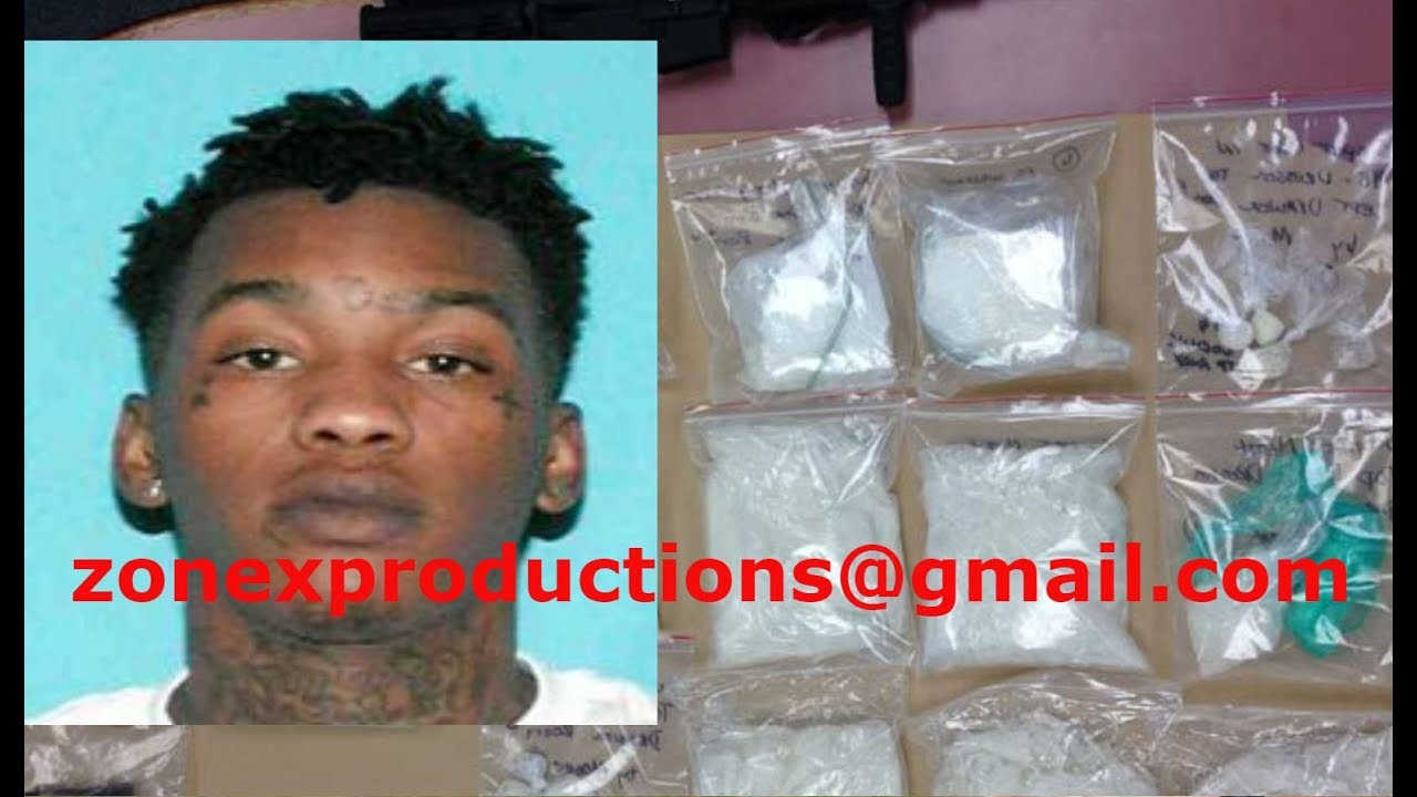 Baton Rouge Rapper Scotty Cain ARRESTED for distributing meth&cocaine