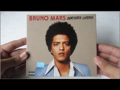 Bruno Mars - Unorthodox Jukebox ( Album...