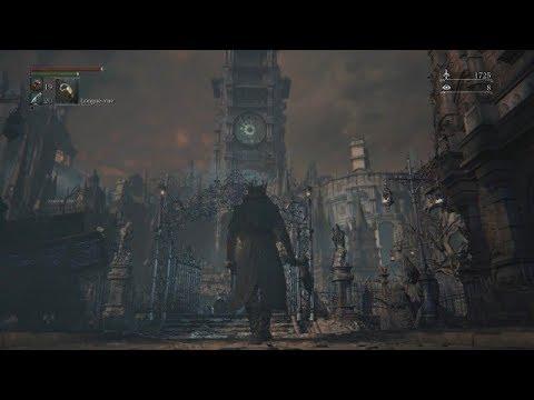 Bloodborne [PS4 Pro] - On bourre dans le bourg!