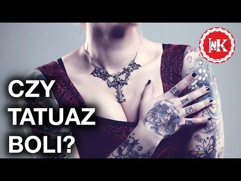 Czy tatuaż boli? / Czy warto się znieczulać? Projekt INK