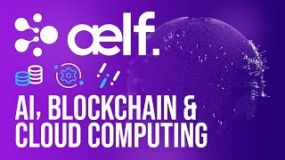 Aelf - Competing In The Cloud Computing Space